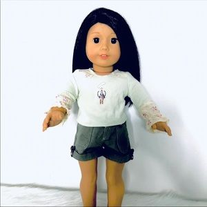 AMERICAN GIRL DILL OUTFIT